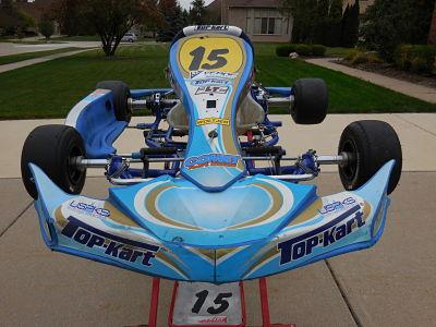2013 Top Kart Front View
