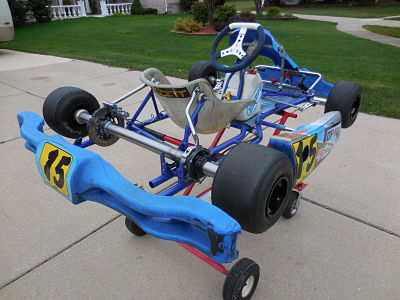 2013 Top Kart Rear 3/4 View