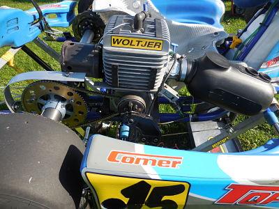 Woltjer Yamaha KT100